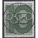 Mi. Nr. 231 zentrisch gestempelt Berlin Charlottenburg