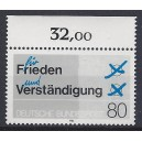 Mi. Nr. 1231 vom Oberrand mit Druckausfall postfrisch