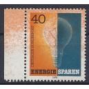 Mi. Nr. 1031 orange gesprenkelt