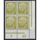 Mi. Nr. 177 Erv rechts unten postfrisch