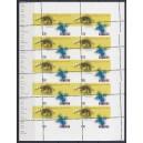 Mi. Nr 2089 10-er-Block verzähnt postfrisch