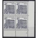 Mi. Nr. 245 Erv ru mit Fn 1 postfrisch