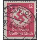 Mi. Nr. 138b fast zentrisch gestempelt, geprüft D. Schlegel