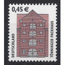 Mi. Nr. 2299 postfrisch SIV Nummerntyp I von der 500er-Rolle
