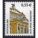 Mi. Nr. 2300 postfrisch SIV Nummerntyp I von der 500er-Rolle