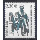 Mi. Nr. 2307 postfrisch SIV Nummerntyp II von der 500er-Rolle