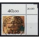 Mi. Nr. 1308 Eckrand rechts oben
