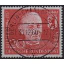 Mi. Nr. 181 zentrisch mit Berlin Charlottenburg gestempelt Luxus