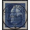 SBZ Rarität!! Einzelmarke aus Block 6 zentrisch mit Tagesstempel entwertet!
