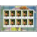 Mi.Nr. 3191 postfrischer 10-er-Bogen. Bienen-Ragwurz