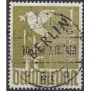 Mi. Nr. 17c zentrisch gestempelt Berlin SO 26a
