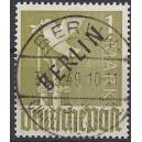 Mi. Nr. 17c zentrisch gestempelt Berlin Charlottenburg