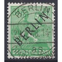 Mi. Nr. 16 zentrisch gestempelt Berlin Charlottenburg