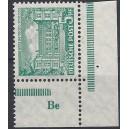 Mi. Nr. 44 Eckrand rechts unten postfrisch mit seltenem Druckerzeichen Be