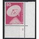 Mi. Nr. 851 Eckrandstück unten rechts mit Formnummer 2 mit T-Zähnung