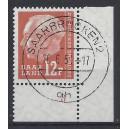 Mi. Nr. 414 Eckran rechts unten mit Formnummer 3