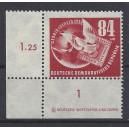 Mi. Nr. 260 postfrisch im Eckrand links unten mit Druckerzeichen