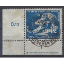 Mi. Nr. 273 Eckrand links unten mit Druckerzeichen