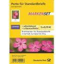 FB 3 postfrisch Blumen Kartäusernelke.