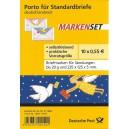 FB 12a postfrisch Grußmarke Taube Engel.
