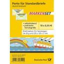 FB 13 postfrisch Grußmarke Schiff Regenbogen.
