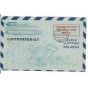Luftpostfaltbrief Nr. 1I Rarität!!!