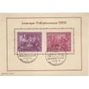 Mi. Nr. 248 und 249 auf dekorativer Ersttagskarte