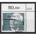 Mi. Nr. 1494 Eckrand rechts oben