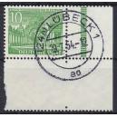 Mi. Nr. S 7 Oberrand mit Berlinstempel gestempelt