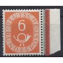 Mi. Nr. 126 MHB Randstück