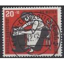 Mi. Nr. 245 zentrisch gestempelt Berlin-Charlottenburg