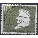 Mi. Nr. 229 zentrisch gestempelt