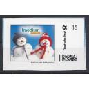 Portocard individuell Werbung Imodium