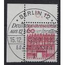 Mi. Nr. 459 im Eckrand links oben mit Ersttagssonderstempel Berlin