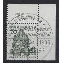 Mi. Nr. 460 im Eckrand rechts oben mit Ersttagssonderstempel Berlin
