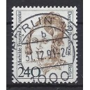 Mi. Nr 827 mit Berliner Tagesstempel