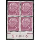 Mi.Nr. 179y Plattendruck Hausauftragsnummer-HAN postfrisch