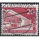 Mi. Nr. 146v Luxus gestempelt Berlin-Charlottenburg