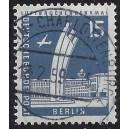 Mi. Nr. 145v Luxus gestempelt Berlin-Charlottenburg