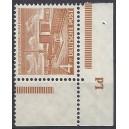 Mi. Nr. 112 postfrisch mit Druckerzeichen Ld