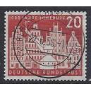 Mi. Nr. 230 zentrisch gestempelt Berlin Charlottenburg Luxus