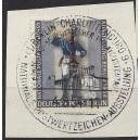 120a mit zentrischem Berliner Ersttagssonderstempel Charlottenburg auf sehr schönemBriefstück