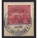 Mi. Nr. 227 auf Briefstück mit Berliner Ersttagssonderstempel